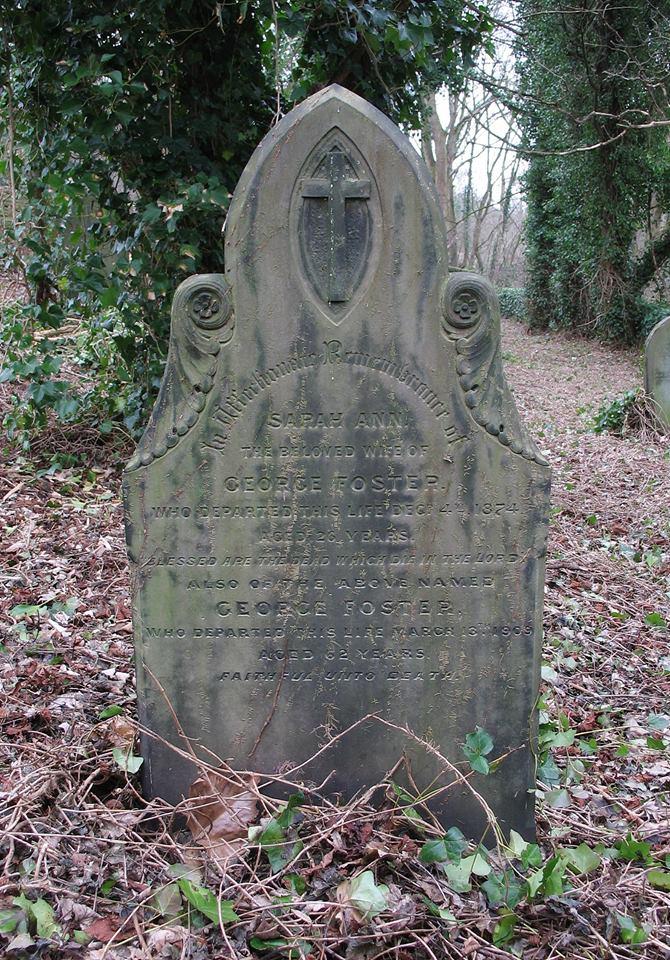 george foster memorial